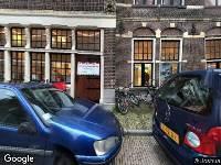 Haarlem, besluit buiten behandeling stellen Groot Heiligland 47, 2018-08211, verbouwen 1e verdieping t.b.v. een tentoonstelling, verzonden 17 december 2018