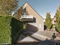 Omgevingsvergunning verleend voor het plaatsen van een dakkapel (voorkant), Baljuw 7 te Naaldwijk