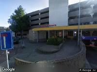 Haarlem, verleende omgevingsvergunning De Witstraat 1 A, 2018-09326, legaliseren geplaatste vuilnishok, ontheffing handelen in strijd met regels ruimtelijke ordening, verzonden 18 december 2018