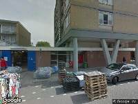 Gemeente Schiedam - Verplaatsen gehandicaptenparkeerplaats - Van Mgr. Nolenslaan thv entree Mgr. Nolenslaan 672 naar Colijnstraat thv entree Mgr. Nolenslaan 672