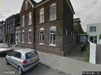 Ontvangen aanvraag om een omgevingsvergunning- Spoorstraat 60A te Tegelen