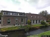 Bekendmaking Gemeente Alphen aan den Rijn - aanvraag omgevingsvergunning: het samenvoegen van twee woningen, Lagewaard 60 te Koudekerk aan den RijnLagewaard 61 te Koudekerk aan den Rijn, V2018/786