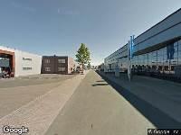 Omgevingsvergunning Heliumstraat 12, uitbreiden bedrijfspand (verleende vergunning)
