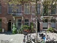 Besluit omgevingsvergunning kap Eerste Helmersstraat 52 hs