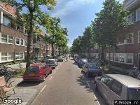 Verlenging beslistermijn omgevingsvergunning Orteliusstraat 98-2h