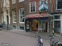Haarlem, verleende omgevingsvergunning Grote Houtstraat 117, 2018-04830, verbouwen winkel begane grond en realiseren 2 zelfstandige appartementen op de verdiepingen, ontheffing handelen in strijd met