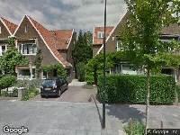 Gemeente Dordrecht, verleende omgevingsvergunning Hallincqlaan Dordrecht