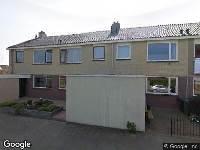 Gemeente Den Helder - Gehandicaptenparkeerplaats op kenteken - Praamstraat