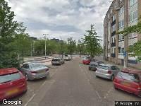 Gemeente Amsterdam - Wijzigen kenteken gehandicaptenparkeerplaats Mauritskade 14 te Amsterdam-Oost - Mauritskade 14 te Amsterdam-Oost