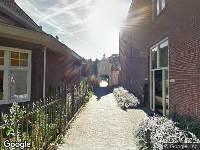 Tilburg, toegekend aanvraag voor een omgevingsvergunning Z-HZ_WABO-2018-04205 Norbertijnerpoort (Kerkibotuin, K sectie N 17423) te Tilburg, kappen van een boom, verzonden 3december2018.
