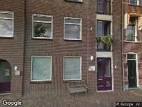 Verleende omgevingsvergunning, realiseren van een woning in een bestaand pand, Oudegracht 28 A, Alkmaar