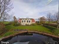 Bekendmaking Buiten behandeling laten aanvraag omgevingsvergunning, Allingawier, Meerweg nabij 9 het dempen en graven van een sloot