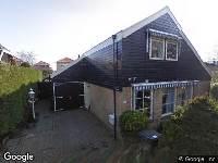 Gemeente Midden-Delfland  -  Aangevraagde omgevingsvergunning Kluiskade 26, 3155 BH Maasland voor het oprichten van een garage