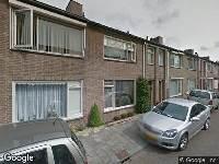 Gemeente Tilburg - Aanleggen van een gehandicaptenparkeerplaats op kenteken. - Graaf Ottostraat ter hoogte van pandnummer 6