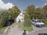 Bekendmaking Ingekomen aanvraag, Waaksens, De Bieren 7 het bouwen van een garage