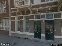 Gemeente Arnhem - Aanvraag oneigenlijk gebruik openbare grond, betreft het plaatsen van een steiger (op de stoep voor het pand), Utrechtsestraat 49-51