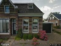Ingekomen aanvraag, Hommerts, Jeltewei 132het plaatsen van een dakopbouw