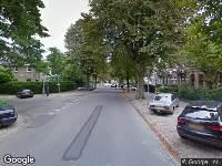 Gemeente Maastricht - Verkeersbesluit ten aanzien van het verwijderen van een gele doorgetrokken streep. - Glacisweg