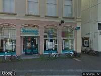 Verleende omgevingsvergunning, verbouw kantoor/winkelruimte naar 2 woonfuncties, Sassenstraat 39 (zaaknummer 23794-2017)