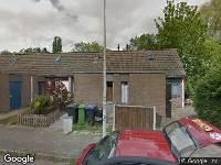 ODRA Gemeente Arnhem - Aanvraag omgevingsvergunning, van de voortuin een oprit maken, Buggenumstraat 31