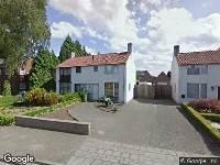 Ingekomen aanvraag omgevingsvergunning, Molenakkers 31 in Bergeijk, handelen in strijd met regels ruimtelijke ordening (uitbreiden van een woning)