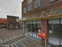 Gemeente Hollands Kroon - Verkeersbesluit voor het verwijderen twee gehandicaptenparkeerplaatsen - Voorstraat thv 12 in Den Oever
