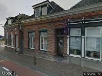 Gemeente Molenwaard, ingediende aanvraag om een omgevingsvergunning Voorstraat 18 te Groot-Ammers, 855115