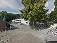 Gemeente Voorschoten – aangevraagde omgevingsvergunning: Vervanging buitenberging school  Burg. van der Haarplein 7 - Burgemeester Van der Haarplein 7, Voorschoten