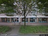 Ingediende aanvraag voor een omgevingsvergunning, Schouwburgplein 27, Z/18/08650, het wijzigen van het penthouse (wijziging op vergunning Z/17/081828)