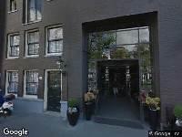 Besluit omgevingsvergunning reguliere procedure Prinsengracht 323