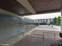 ODRA Gemeente Arnhem - Aanvraag omgevingsvergunning, plaatsen winkelwagen opstelplaatsen op parkeerterrein, Hanzestraat 411