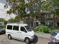 Besluit omgevingsvergunning kap terrein nabij Eudorinastraat 9