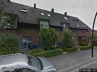 Amersfoort, Vathorst/Hooglanderveen, Vergunning voor tijdelijk gebruik van de weg, Geulhemmerberg 51, het tijdelijk plaatsen van een container op de openbare weg van 2 t/m 24 maart 2018, 05-03-2018. R