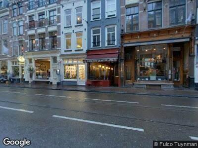 Omgevingsvergunning Utrechtsestraat 49 Amsterdam