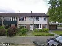 Verleende omgevingsvergunning met reguliere procedure, WABO-Aanvraag het plaatsen van een dakkapel (voorzijde), Joris Helleputtestraat 14 4827CA Breda
