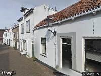 Gemeente Midden-Delfland  -  Aangevraagde omgevingsvergunning  -  Het splitsen van een pand door het aanbrengen van een scheidingswand en het deels veranderen van het gebruik aan de Stationsstraat 2,