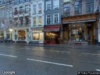Aanvraag omgevingsvergunning Utrechtsestraat 49