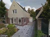 Verleende omgevingsvergunning, plaatsen van een aanbouw en een dakkapel, Noordeinde 54 B, Grootschermer