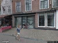Haarlem, ingekomen aanvraag omgevingsvergunning Grote Houtstraat 124, 2018-02421, interne wijziging, 27 maart 2018  De bovenstaande aanvraag is binnengekomen, deze ligt niet ter inzage en is niet digi