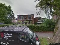 Bekendmaking Aangevraagde omgevingsvergunning Spanjaardslaan 97, (11024145) realiseren van een aanbouw aan de zijkant van de woning.