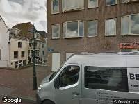 Verleende omgevingsvergunning, plaatsen van een kozijn met dubbele deuren, Kanaalkade 2, Alkmaar