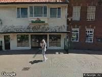 Bekendmaking Amersfoort, Binnenstad, Terrasvergunning, Hellestraat 51, het houden van een zomerterras, 21-03-2018. Rechtsmiddel: Bezwaar.