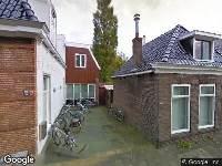Bekendmaking Ingekomen aanvraag, Bolsward, Franekerstraat 16 het aanpassen van de woning