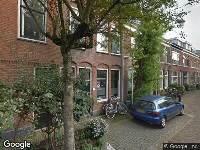 Nieuwe aanvraag omgevingsvergunning, het wijzigen van een kozijn   in de voorgevel van een benedenwoning, Graanstraat 21 te Utrecht,   HZ_WABO-18-10711