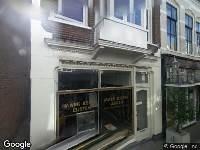 Haarlem, verleende omgevingsvergunning Schagchelstraat 3 B, 2018-02521, wijzigen achtergevel, verzonden 4 april 2018