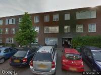 Gemeente Den Haag - Aanleg gereserveerde gehandicaptenparkeerplaats - Albert Termotestraat  nabij perceelnr. 71