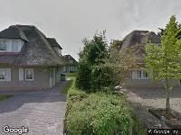 Geweigerde omgevingsvergunning Parkweg 1 villa 147 te Hellevoetsluis