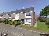 Aanvraag omgevingsvergunning, plaatsen van een erfafscheiding,                  Sloestraat 19, Den Helder