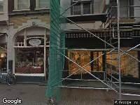 Gemeente Dordrecht, ingediende aanvraag om een omgevingsvergunning Voorstraat 267 te Dordrecht