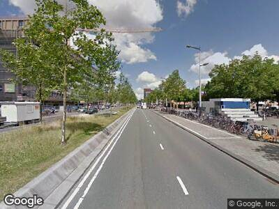 Omgevingsvergunning Wibautstraat  Amsterdam